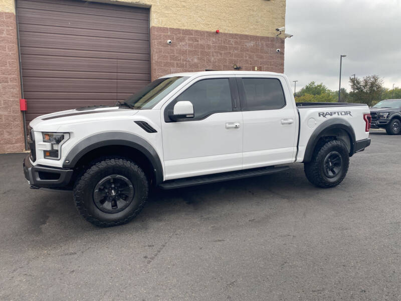 2018 Ford F-150 for sale at CarNu  Sales in Warminster PA