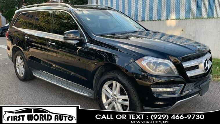 2014 Mercedes-Benz GL-Class for sale at First World Auto in Jamaica NY