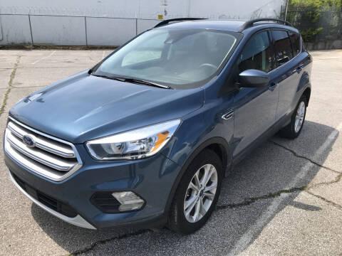 2018 Ford Escape for sale at East Memphis Auto Center in Memphis TN