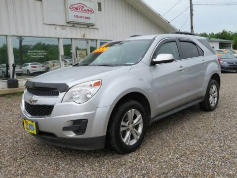 2014 Chevrolet Equinox for sale at Low Cost Cars in Circleville OH