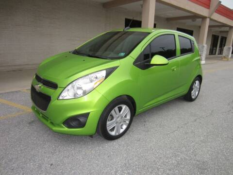 2015 Chevrolet Spark for sale at PRIME AUTOS OF HAGERSTOWN in Hagerstown MD