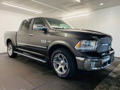2018 RAM Ram Pickup 1500 for sale at Champagne Motor Car Company in Willimantic CT