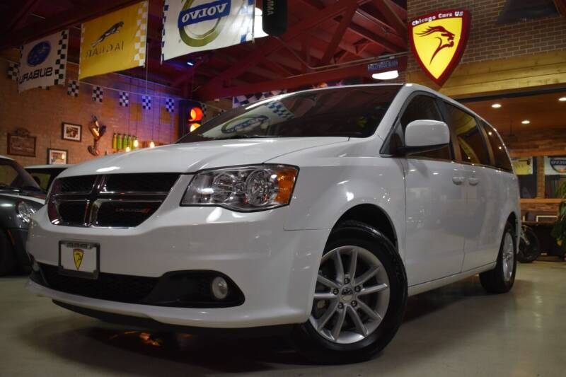 2020 Dodge Grand Caravan for sale at Chicago Cars US in Summit IL