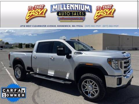 2020 GMC Sierra 2500HD for sale at Millennium Auto Sales in Kennewick WA
