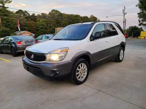 2005 Buick Rendezvous for sale at DADA AUTO INC in Monroe NC