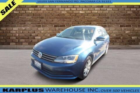 2016 Volkswagen Jetta for sale at Karplus Warehouse in Pacoima CA