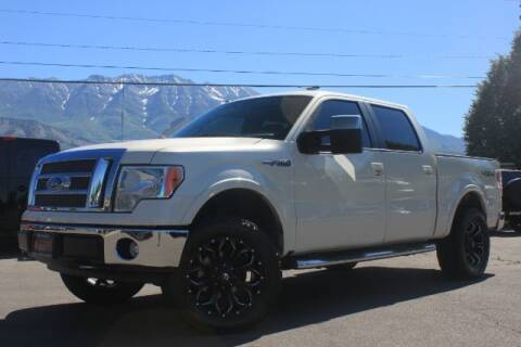 2009 Ford F-150 for sale at REVOLUTIONARY AUTO in Lindon UT