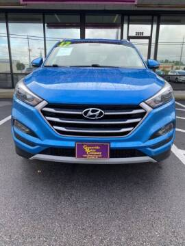 2017 Hyundai Tucson for sale at Greenville Motor Company in Greenville NC