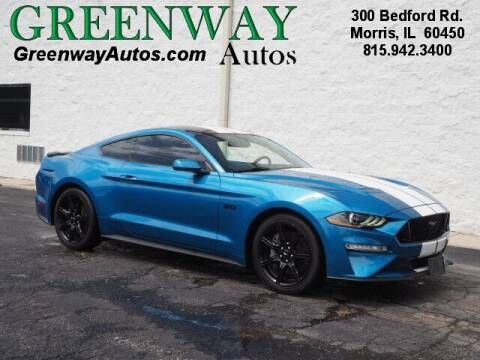 2019 Ford Mustang for sale at Greenway Automotive GMC in Morris IL