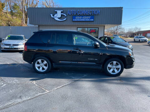 2016 Jeep Compass for sale at JC AUTO CONNECTION LLC in Jefferson City MO