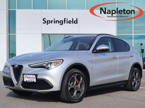 2018 Alfa Romeo Stelvio for sale at Napleton Autowerks in Springfield MO
