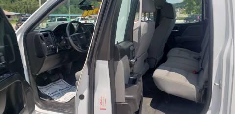 2017 Chevrolet Silverado 1500 for sale at COOPER AUTO SALES in Oneida TN