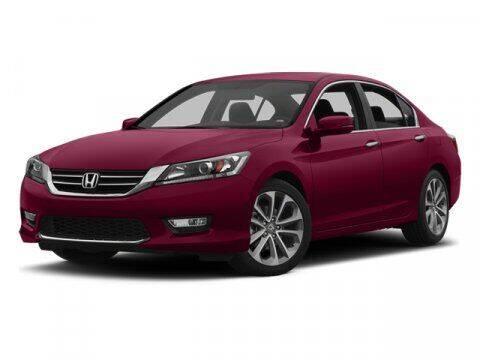 2013 Honda Accord for sale at Strosnider Chevrolet in Hopewell VA