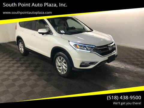 2016 Honda CR-V for sale at South Point Auto Plaza, Inc. in Albany NY