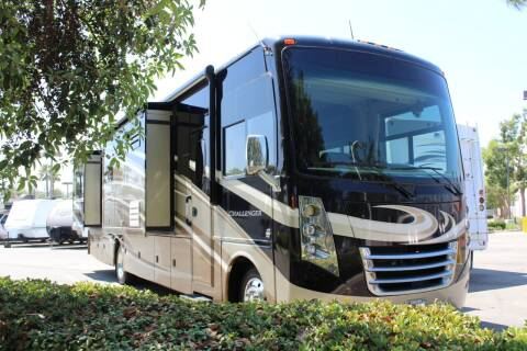 2016 Thor Industries Challenger 37DT for sale at Rancho Santa Margarita RV in Rancho Santa Margarita CA