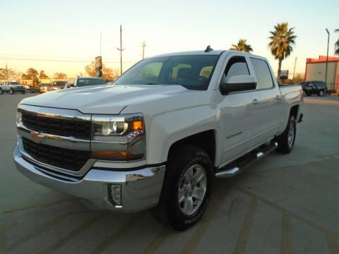 2017 Chevrolet Silverado 1500 for sale at Premier Foreign Domestic Cars in Houston TX