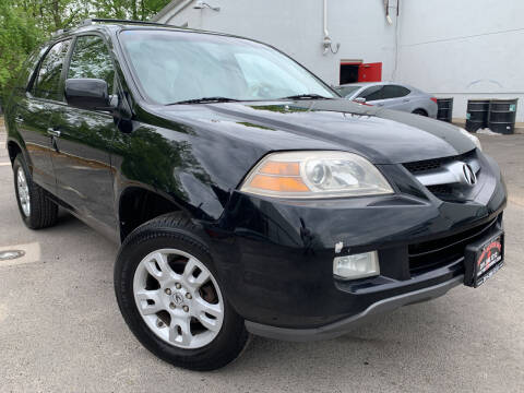 2004 Acura MDX for sale at JerseyMotorsInc.com in Teterboro NJ