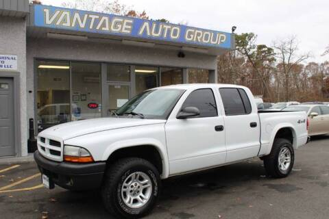 2003 Dodge Dakota for sale at Vantage Auto Group in Brick NJ