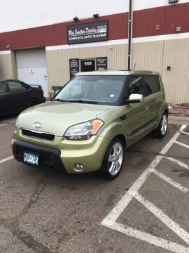 2010 Kia Soul for sale at Specialty Auto Wholesalers Inc in Eden Prairie MN