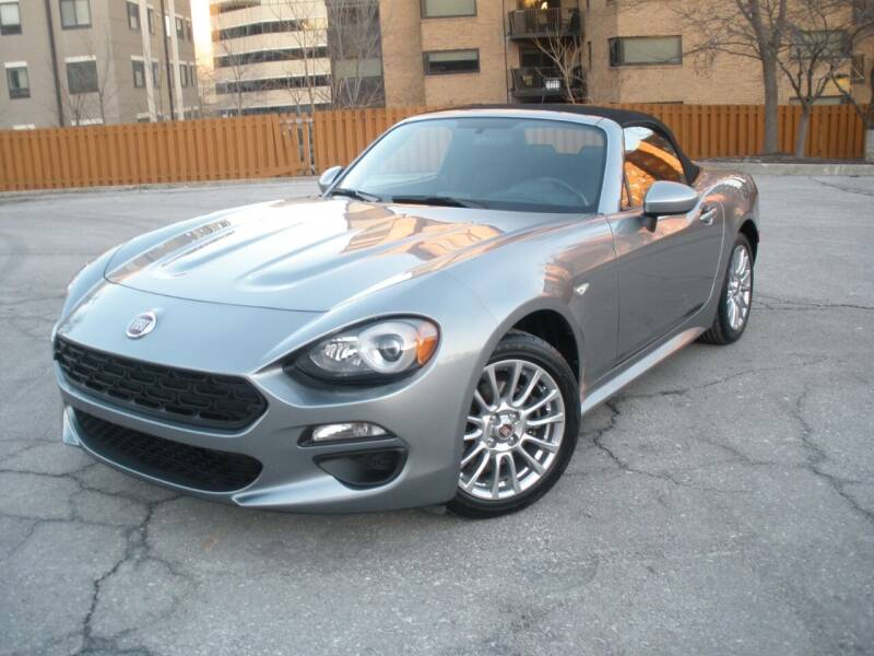 2017 FIAT 124 Spider for sale at Autobahn Motors USA in Kansas City MO