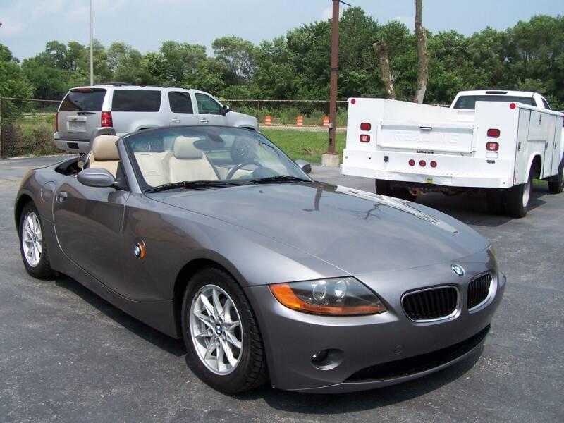2003 BMW Z4 for sale in Joliet, IL