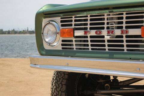 1974 Ford Bronco for sale at Precious Metals in San Diego CA