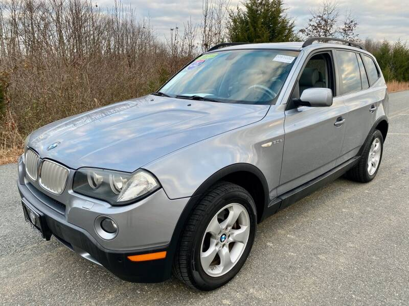 2007 BMW X3 for sale at Used Cars of Fairfax LLC in Woodbridge VA