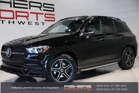2020 Mercedes-Benz GLE for sale at Fishers Imports in Fishers IN