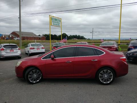 2012 Buick Verano for sale at Space & Rocket Auto Sales in Meridianville AL