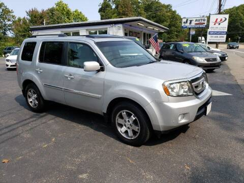 2009 Honda Pilot for sale at Highlands Auto Gallery in Braintree MA
