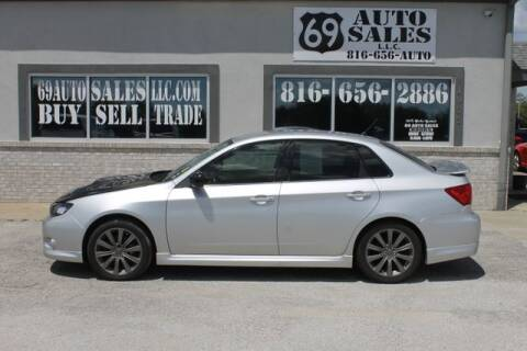 2009 Subaru Impreza for sale at 69 Auto Sales LLC in Excelsior Springs MO