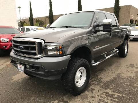 2003 Ford F-250 Super Duty for sale at C. H. Auto Sales in Citrus Heights CA