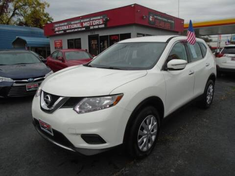 2015 Nissan Rogue for sale at International Motors in Laurel MD