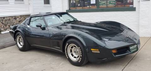 1980 Chevrolet Corvette for sale at Carroll Street Auto in Manchester NH