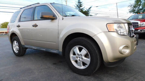 2010 Ford Escape for sale at Action Automotive Service LLC in Hudson NY