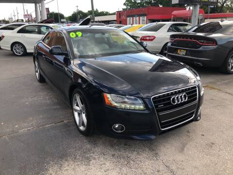 2009 Audi A5 for sale at Kings Auto Group in Tampa FL