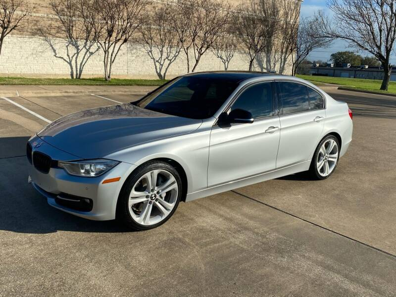 2013 BMW 3 Series for sale at Pitt Stop Detail & Auto Sales in College Station TX