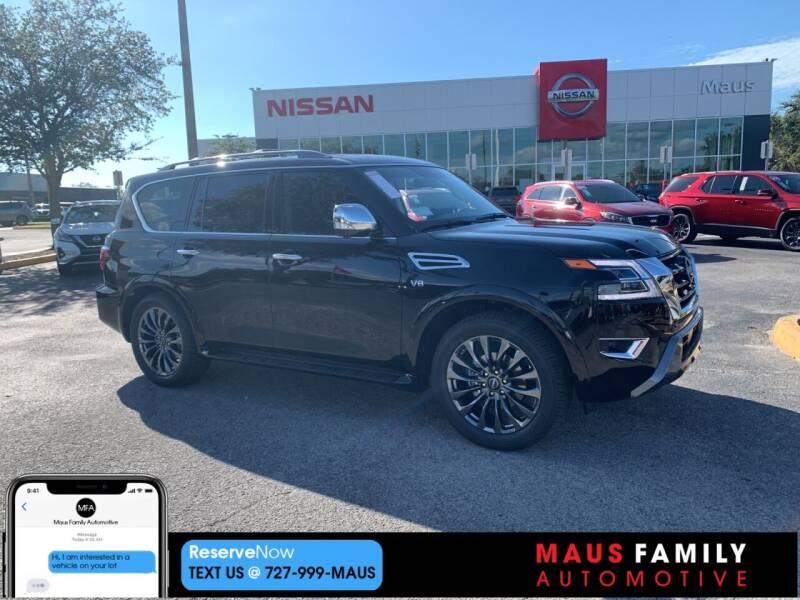 2022 Nissan Armada for sale in New Port Richey, FL
