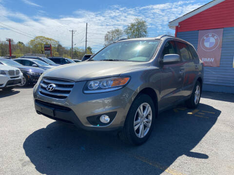 2012 Hyundai Santa Fe for sale at Top Quality Auto Sales in Westport MA