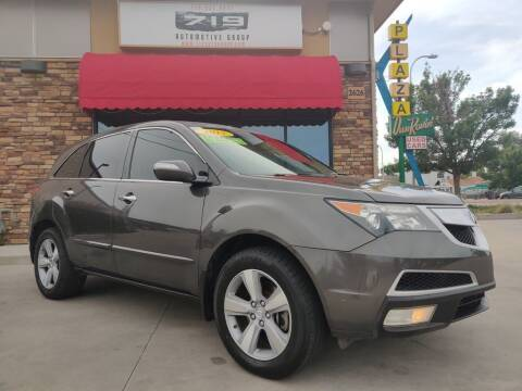 2012 Acura MDX for sale at 719 Automotive Group in Colorado Springs CO
