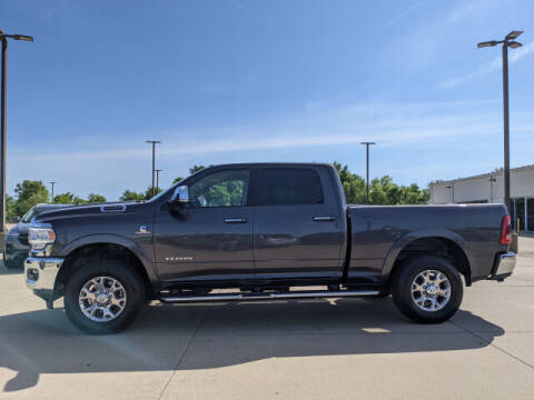 2019 RAM Ram Pickup 2500 for sale at LANDMARK OF TAYLORVILLE in Taylorville IL