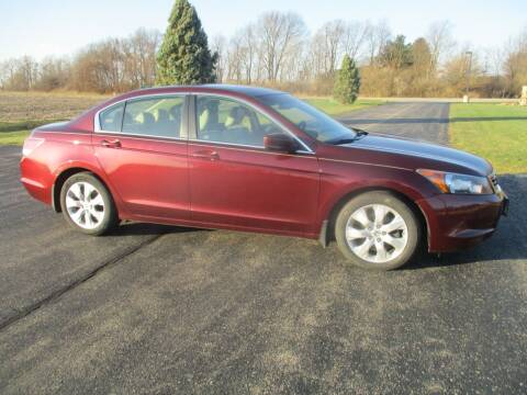 2009 Honda Accord for sale at Crossroads Used Cars Inc. in Tremont IL
