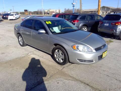 2008 Chevrolet Impala for sale at Regency Motors Inc in Davenport IA