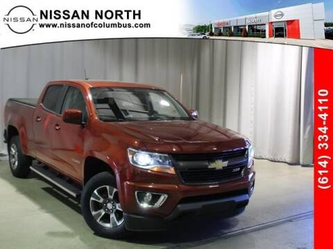 2016 Chevrolet Colorado for sale at Auto Center of Columbus in Columbus OH