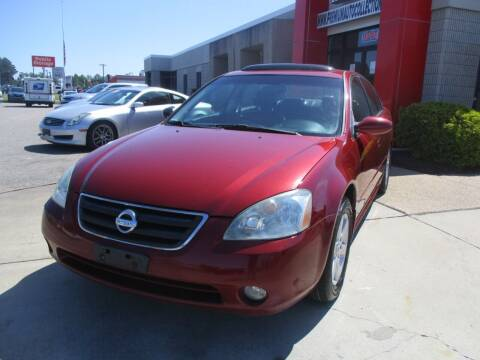 2004 Nissan Altima for sale at Premium Auto Collection in Chesapeake VA