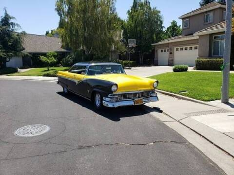 1956 Ford Fairlane for sale at Classic Car Deals in Cadillac MI
