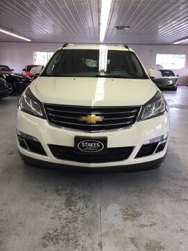 2015 Chevrolet Traverse for sale at Stakes Auto Sales in Fayetteville PA