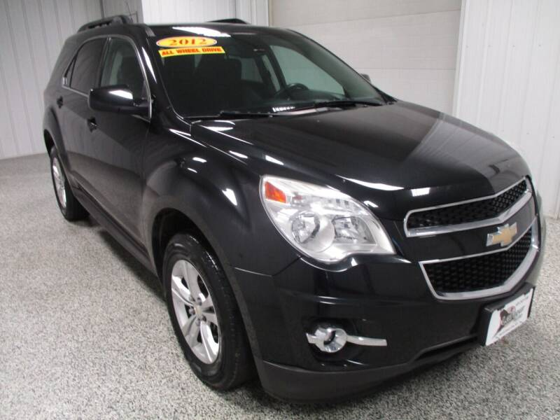 2012 Chevrolet Equinox for sale at LaFleur Auto Sales in North Sioux City SD