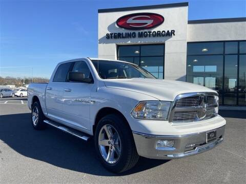 2012 RAM Ram Pickup 1500 for sale at Sterling Motorcar in Ephrata PA
