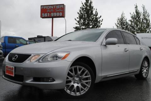 2006 Lexus GS 300 for sale at Frontier Auto & RV Sales in Anchorage AK
